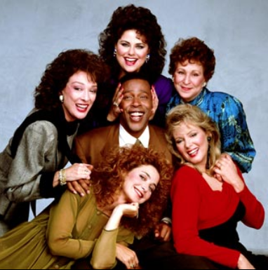 Chris was too busy watching Designing Women with his mom.