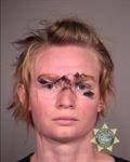 Bethany Carlson, 27, was arrested & charged with felony riot & more at last night's antifa BLM riot in north Portland. She's been released.  #PortlandRiots #antifa #PortlandMugshots #BlackLivesMatter