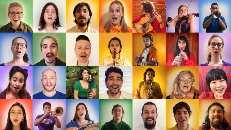 "test Twitter Media - + de 50 músicos nacionales y del mundo se reunieron para dar vida al videoclip del single ""Suma Qamaña"", obra original de los chilenos  @EnsambleFolk ⬇️ https://t.co/8pDAw6Yw7T https://t.co/ImCq8ls9Lk"