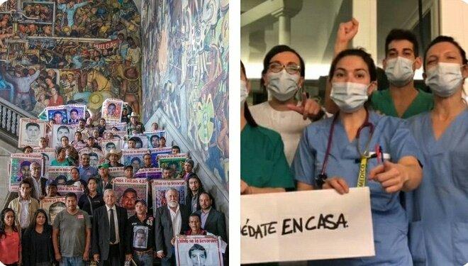 #PaseDeListaDel1al43 9PM @epigmenioibarra #Ayotzinapa69Meses  @rcanudasg @lizmorag @CompaPancho_ @hekglez @do_irma @haurrubi @Loe_25sept @mdgre2002 @yimboroyimboro @chihuastequiero  HabraPazJusticiaDemocracia CayoLaMentiraHistorica TransformaremosMexico #VictoriaDelPueblo
