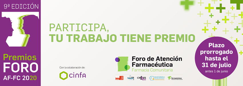 test Twitter Media - 📌Convocatòria 9a. Edició Premis Foro AF FC 2020 Consulta les bases al següent enllaç 👇 🔗https://t.co/ydHkSrFs0m @Farmaceuticos_ https://t.co/dHjxrifRFL