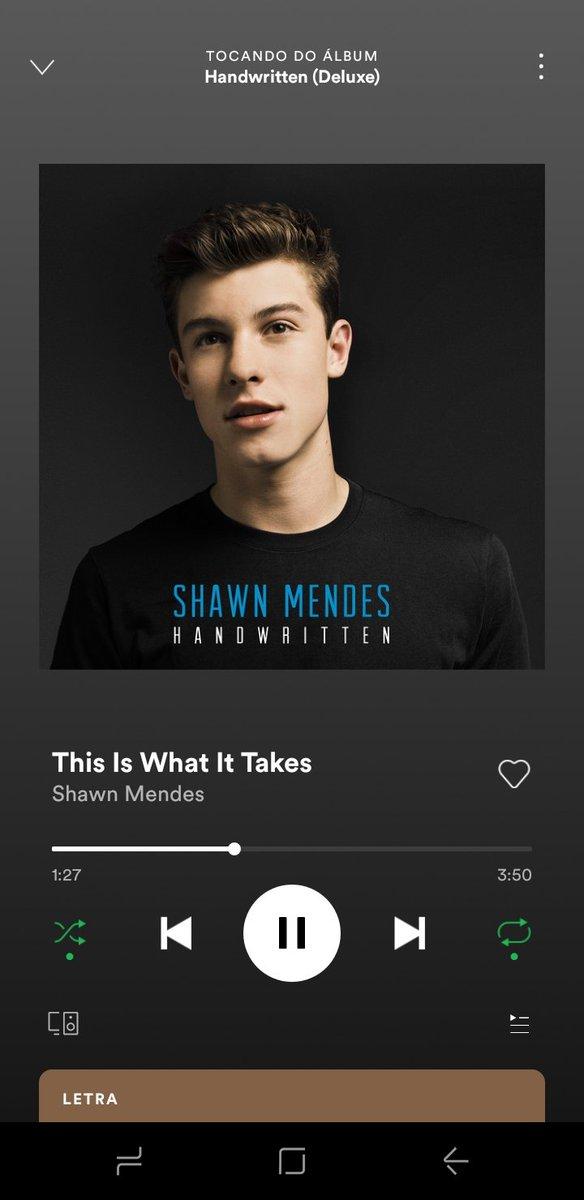 """Essa música """"This Is  What  It  Takes"""" do Shawn Mendes é tudo pra mim, pqp"""