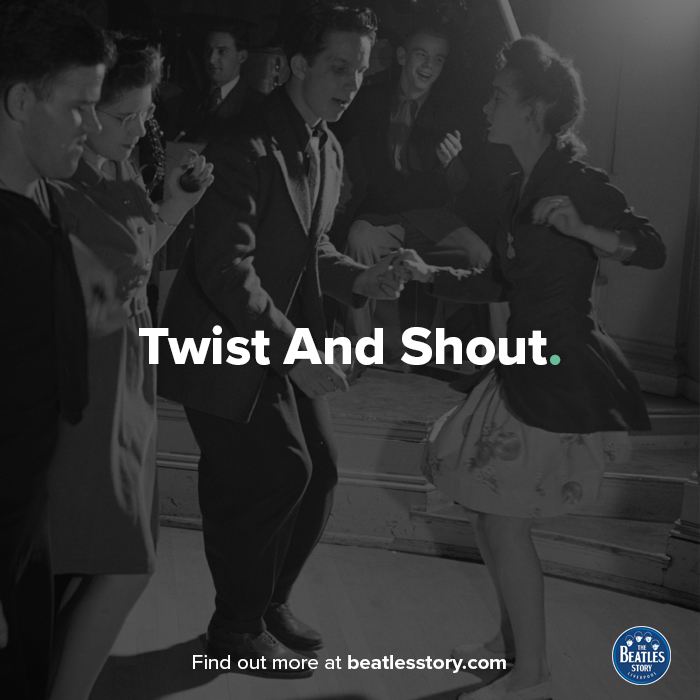 Come on and twist a little closer now And let me know that you're mine... 💃🎶  @thebeatles played a nine-song set, including 'Twist And Shout' at The Plaza in Handsworth #OnThisDay in 1963.   #SundayFunday