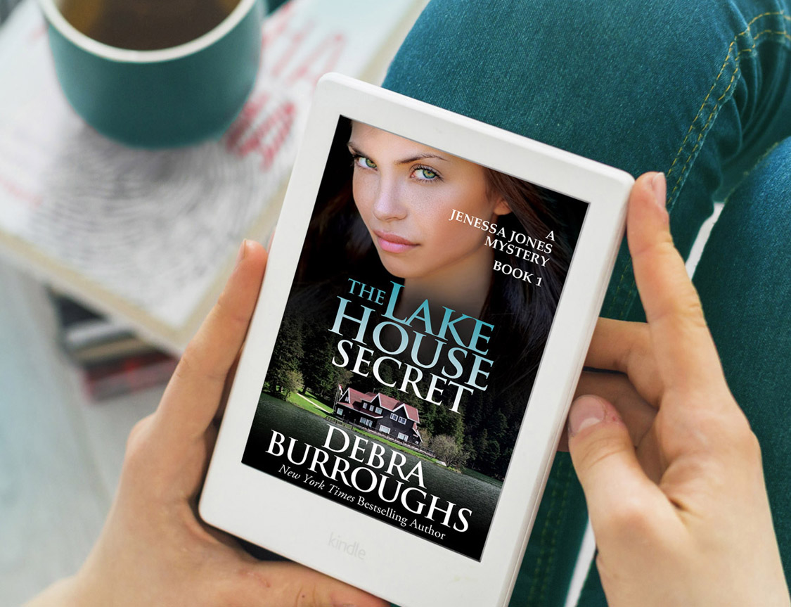 #FREE on #PrimeReading  THE LAKE HOUSE SECRET, Book 1 Sleuth Jenessa Jones becomes entangled in a mysterious homicide case, hidden secrets, and a simmering love affair...  #iartg #mgtab #Markies #KU #WomenSleuths #Mystery #SweetRomance