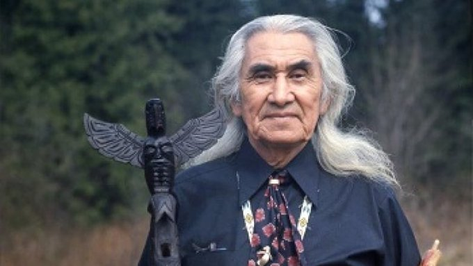 "7/2/2020 #IndigenousThoughts ""If you talk with the animals they will talk with you and you will know  each other If you do not talk with them you will not know them, and what you do not know you will fear What one fears one destroys"" - Chief  Dan George #INDIGENOUS #TAIRP"