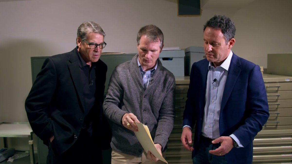 My passion for learning about Sam Houston (and Andrew Jackson!) continues with special access inside the museum's archives vault! Check out the fifth season's final episode of What Made America Great! #WMAG @foxnation @SHMMuseum @governorperry