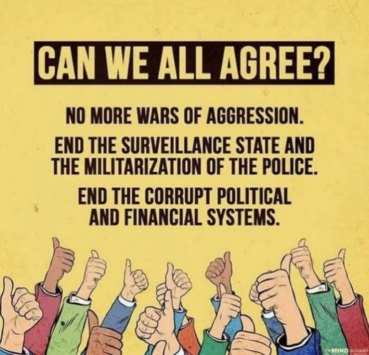 This is an important time for Libertarian ideology to be communicated. Have you been trying to start conversations or discussions about our principles with non-Libertarians?  #LarrySharpe #libertarian #liberty #nomorewar #militarizedpolice