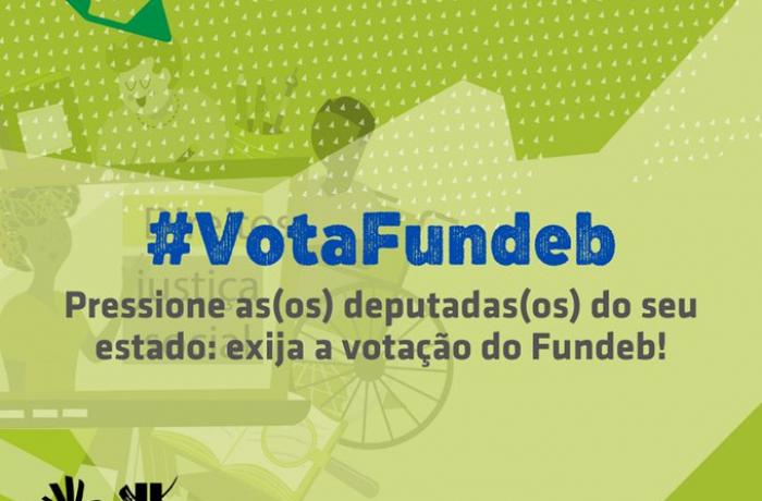 Campanha pelo novo Fundeb bomba nas redes e Maia promete votar PEC semana que vem   Saiba mais:   #VotaFundeb