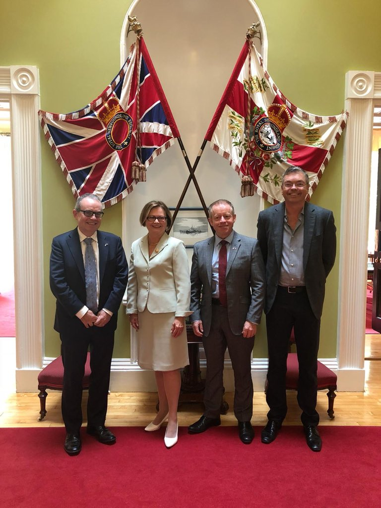 test Twitter Media - We in the Embassy would like to extend our sincere thanks to the outgoing Minister for the Diaspora @ciarancannon for his support to the #globalirish in Canada over the past few years. We were lucky to host him on two visits, the first in Newfoundland in August 2018 (1/2) https://t.co/hRNDAClYx2