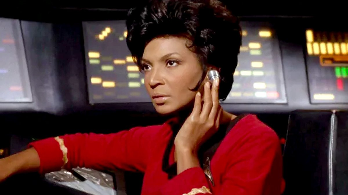 Nichelle Nichols almost left Star Trek after Season One. Why'd she stay? Because a fan of the show told Nichols she was the only Black actor on TV in a role worth having, and she was a role model to his children. That fan? Rev. Dr. Martin Luther King Jr.