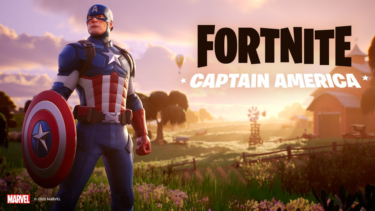 Armed with his indestructible shield and iron will, Super-Soldier Captain America will take on any obstacle thrown his way.  Grab the Captain America Outfit now!