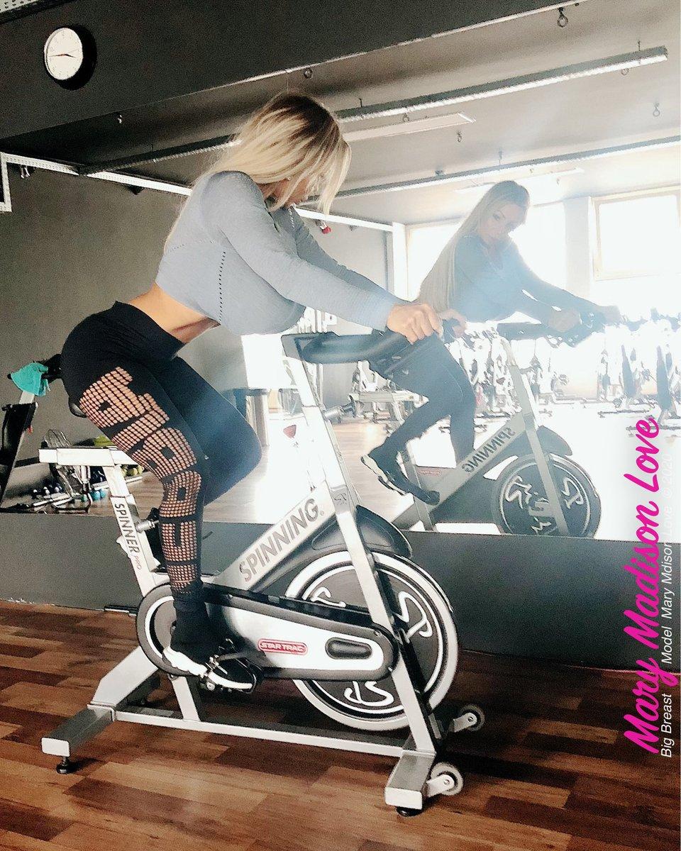 🌸G🏀🏀d evening 😘 #fitness #fitnessmotivation #ciclying