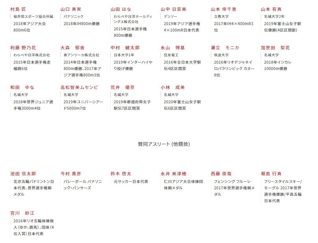 test ツイッターメディア - 凄く細かい事ですけどw #バーチャレ 公式HPの賛同アスリート一覧で、パラカヌースプリント東京パラリンピック代表の瀬立モニカ選手が陸上競技の方に入っている件。 あと他競技の一覧にリオオリンピック体操代表の宮川紗江選手が追加されてる。ということは?(ゲスの勘繰り) https://t.co/87H2rXdt1y https://t.co/VFIN8Jlvgm