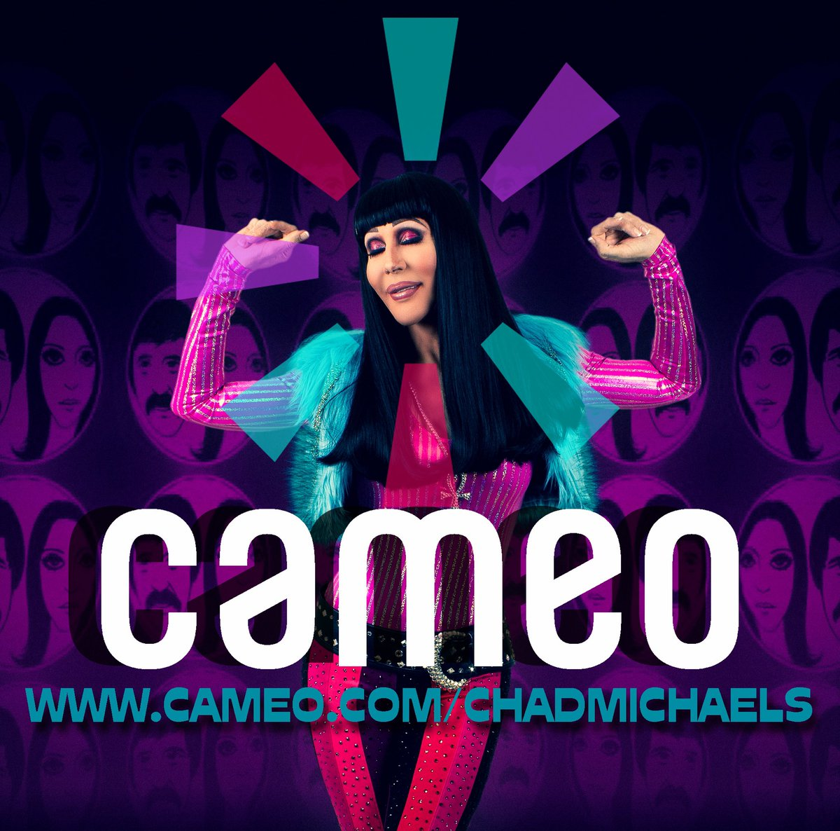 Please consider booking me on @BookCameo for personalized messages for all occasions!! For a goodtime call....😉😈 #cameo #cameofameo #videomessage #virtualdrag #imcherbitch #RuPaulsDragRace #RuPaulsDragRaceAllStars #allstar #dragqueen #PrideMonth2020 #pride #live #love #respect