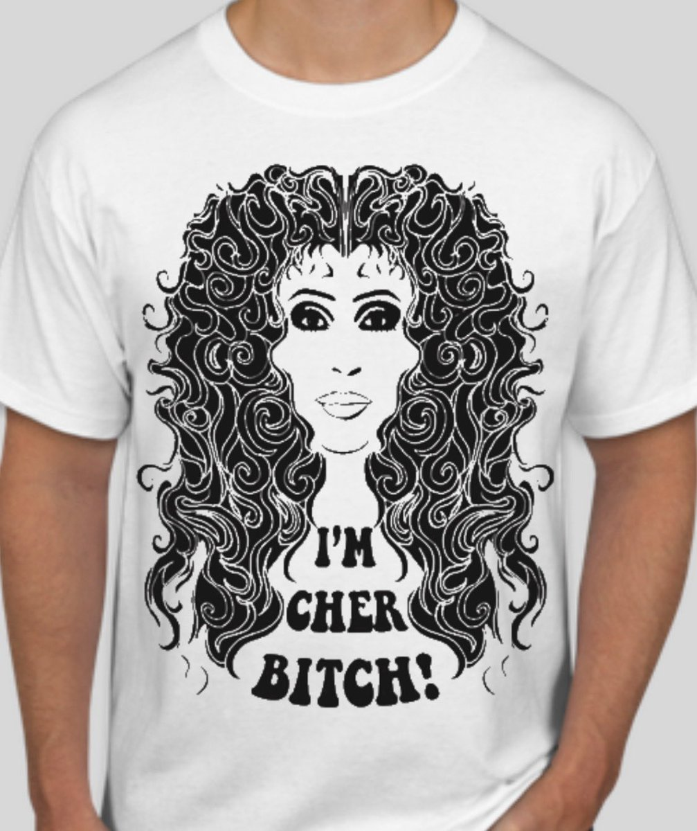 #imcherbitch Chad Michaels T-Shirts available now at: