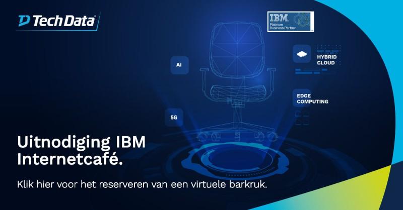 Uitnodiging IBM Internetcafé, 23 juni Meld u…