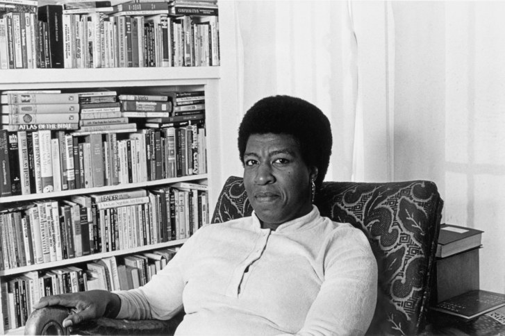 """All that you touch you change. All that you change changes you.""  Remembering the radical visionary science fiction writer Octavia Butler - born on this day in 1957 🌙🔭✨🔮"