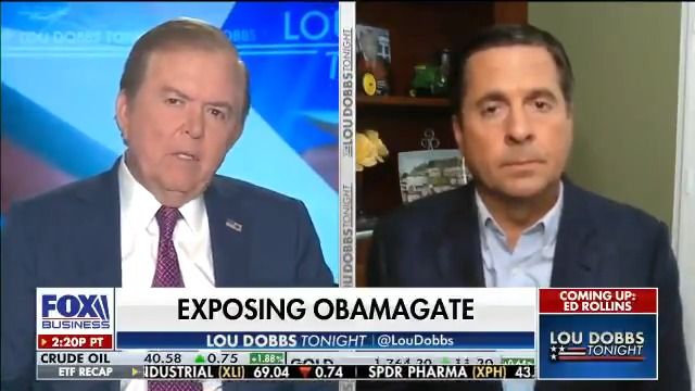 Fighting for Justice: @DevinNunes says there are now as many as 14 criminal referrals Republicans have made to the Dept of Justice as part of their Obamagate investigation.  #MAGA #AmericaFirst #Dobbs