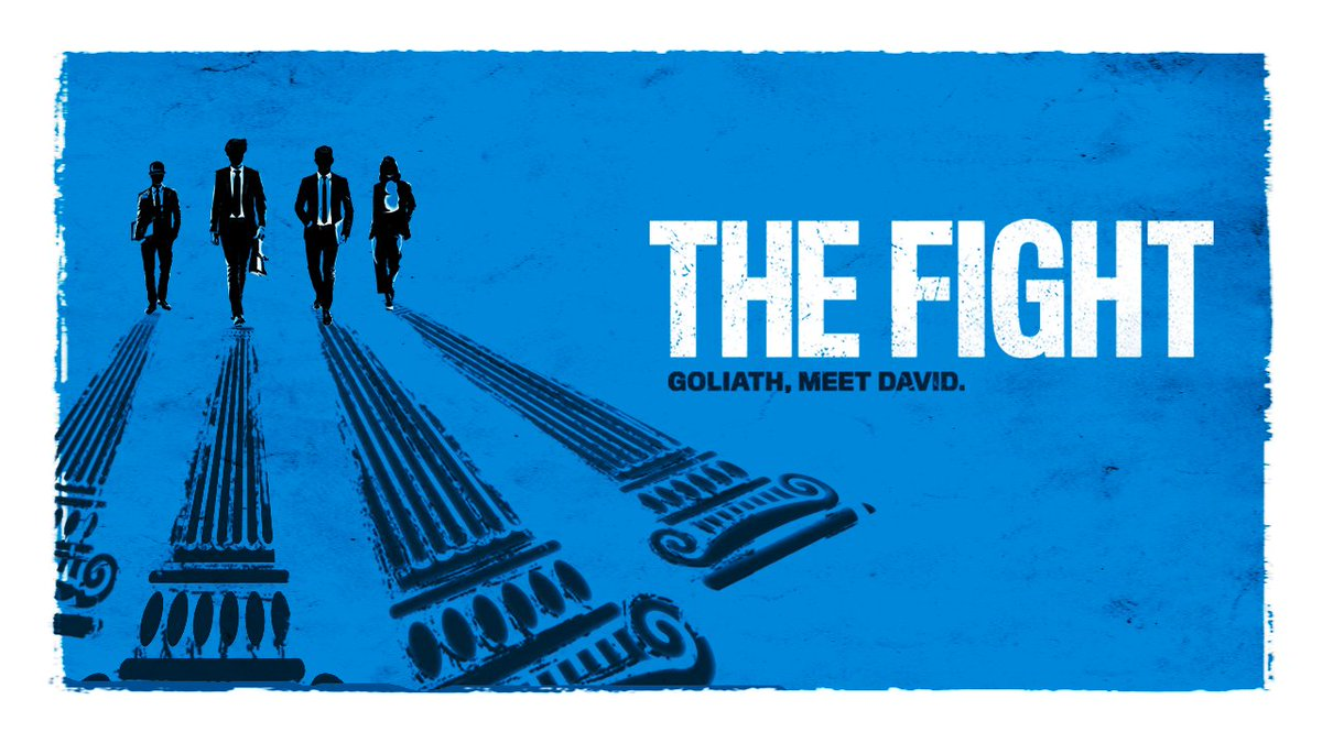 Can't wait to watch #TheFightMovie