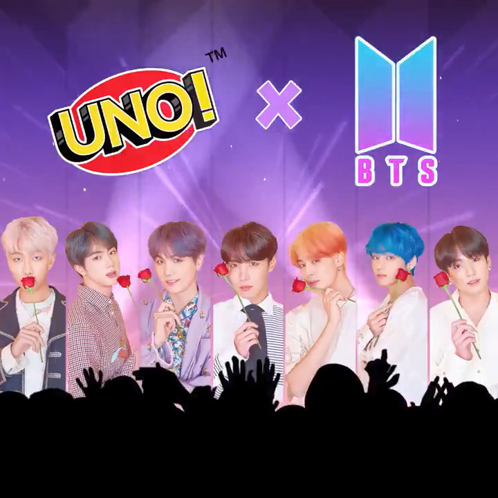 The ultimate BTS party is now live on UNO Mobile!  Party this summer with #UNOxBTS  @BTS_bighit @BTS_twt  PLAY now!