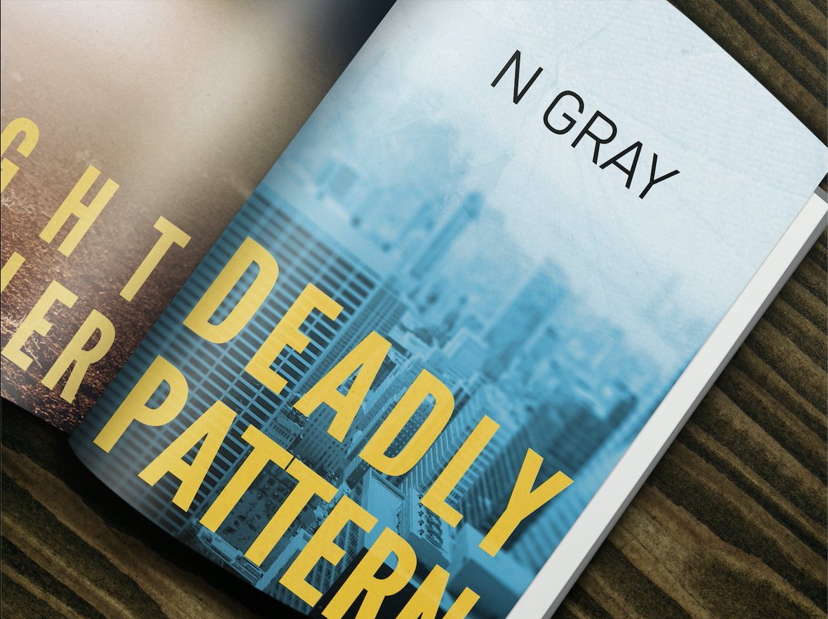 New #thriller series   Deadly Patterns reveal disturbing truths.  Pre-order the first in the series for only 99c  Out September 2020 🥳  US:  UK:  CA:  AUS:   #NotoriousMindsBoxset