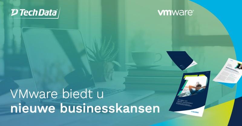 #VMware Workspace ONE biedt medewerkers…
