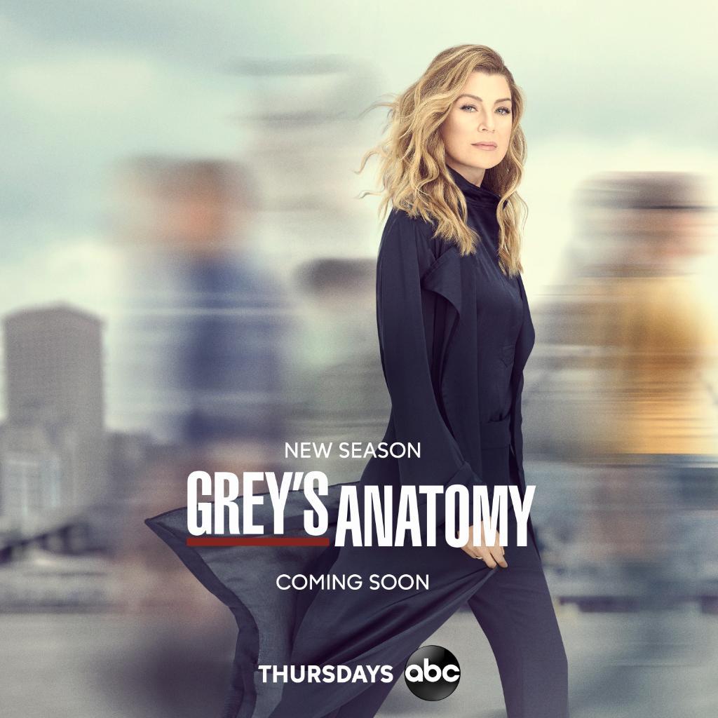 New Season Coming Soon. Thursdays on ABC.