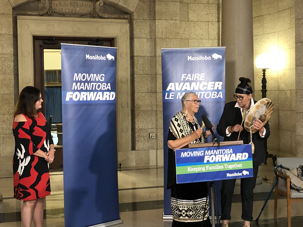 test Twitter Media - Our government is committed to keeping families together. Proud to join @JaniceMLPCSeine to announce nearly $400K for the @mountcarmelwpg Mothering Project. This investment will support our move to end birth alerts effective July 1 and replace them with preventative supports. https://t.co/3xIeQioGT9