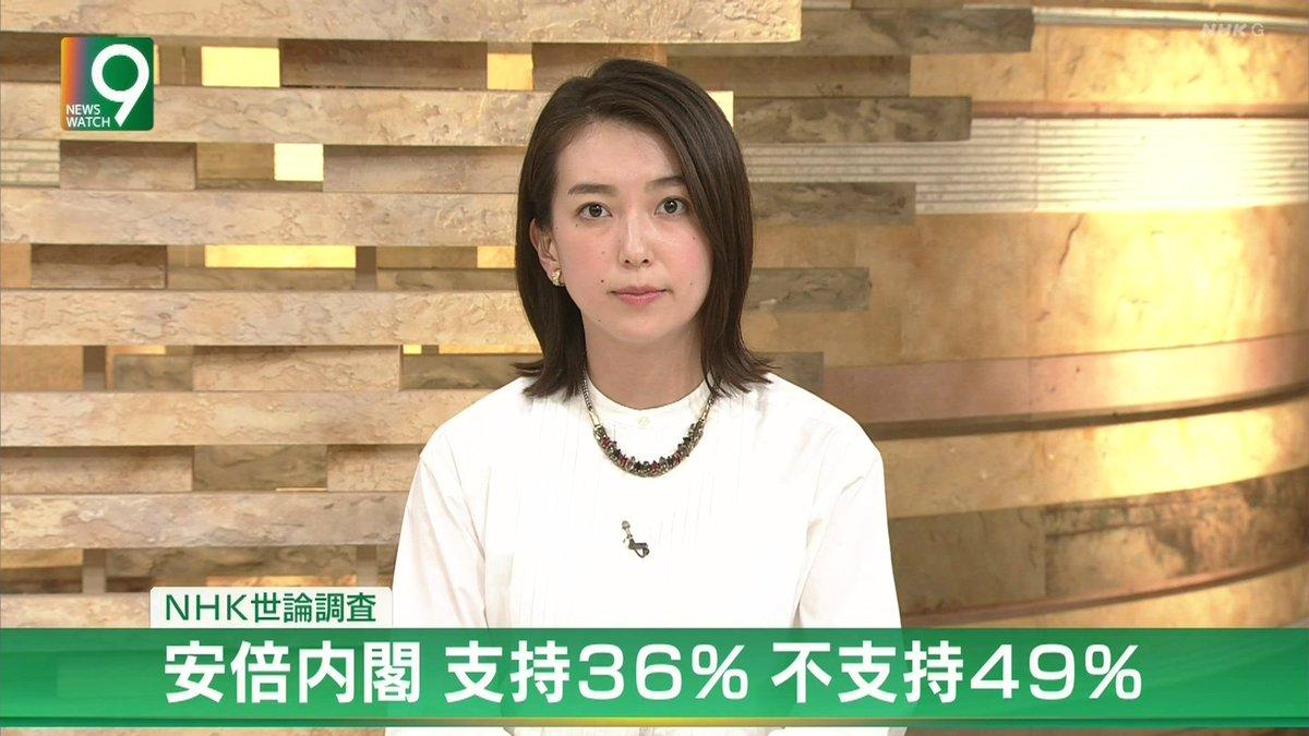 test ツイッターメディア - ニュースウオッチ9から和久田麻由子ちゃん https://t.co/VAyKtjiyHi