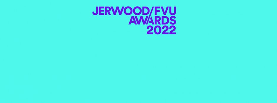 The Jerwood/FVU Awards 2022 are now open for applications.  This is a major opportunity for UK-based moving-image artists in the first five years of developing their professional practice.📽️  Free to apply: