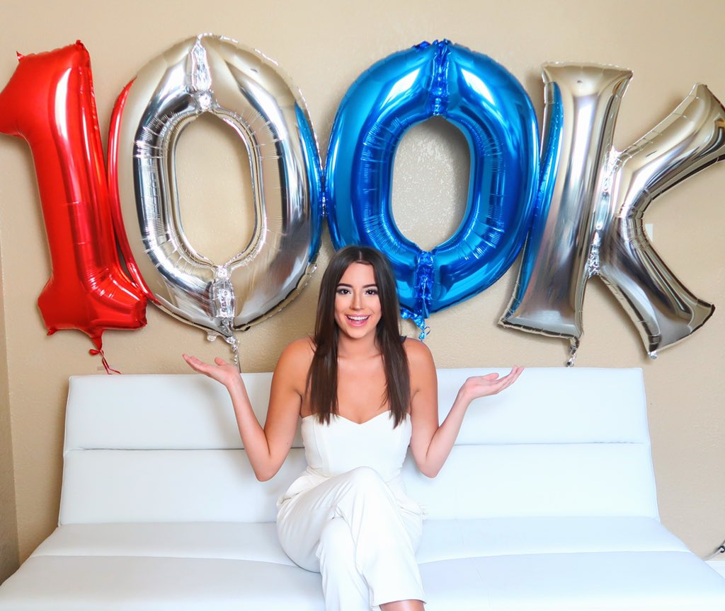 Thank you for 100k on Instagram y'all! 🇺🇸❤️
