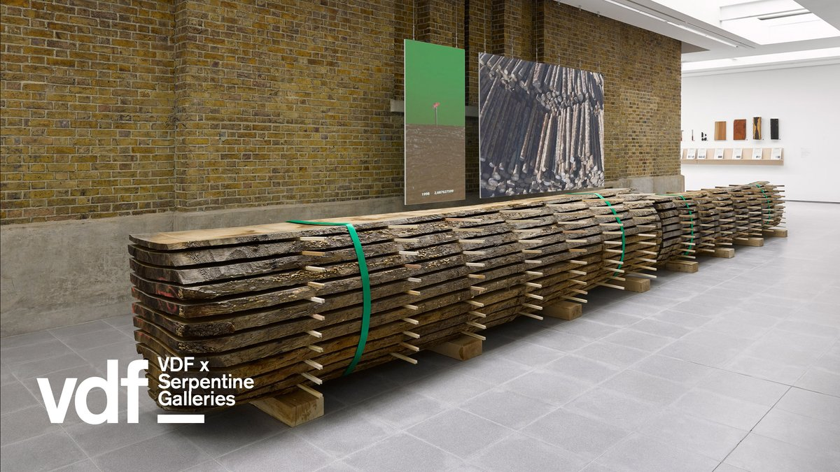 Tomorrow we'll be joined by @SerpentineUK for a discussion with @ma_tt_er  and @kewgardens exploring the colonial past of the timber industry, its impacts, and our responsibilities when it comes to material use.  Find out more:   #virtualdesignfestival