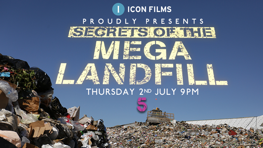 We're excited to share that Secrets of the Mega Landfill is premiering next Thursday, 2nd July at 9pm on @channel5_tv #newseries #MegaLandfill #channel5 https://t.co/Grk22nYfSE