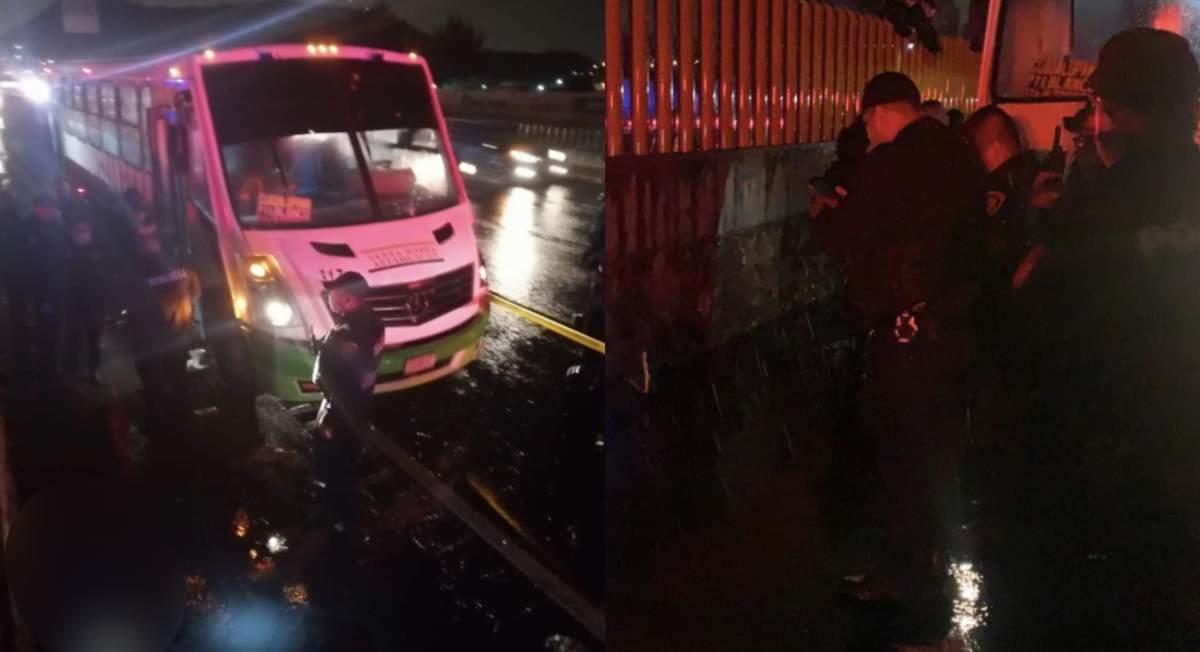 ¡De horror! Chofer de camión de pasajeros relata cómo fue el asalto en la México-Puebla  ➡️
