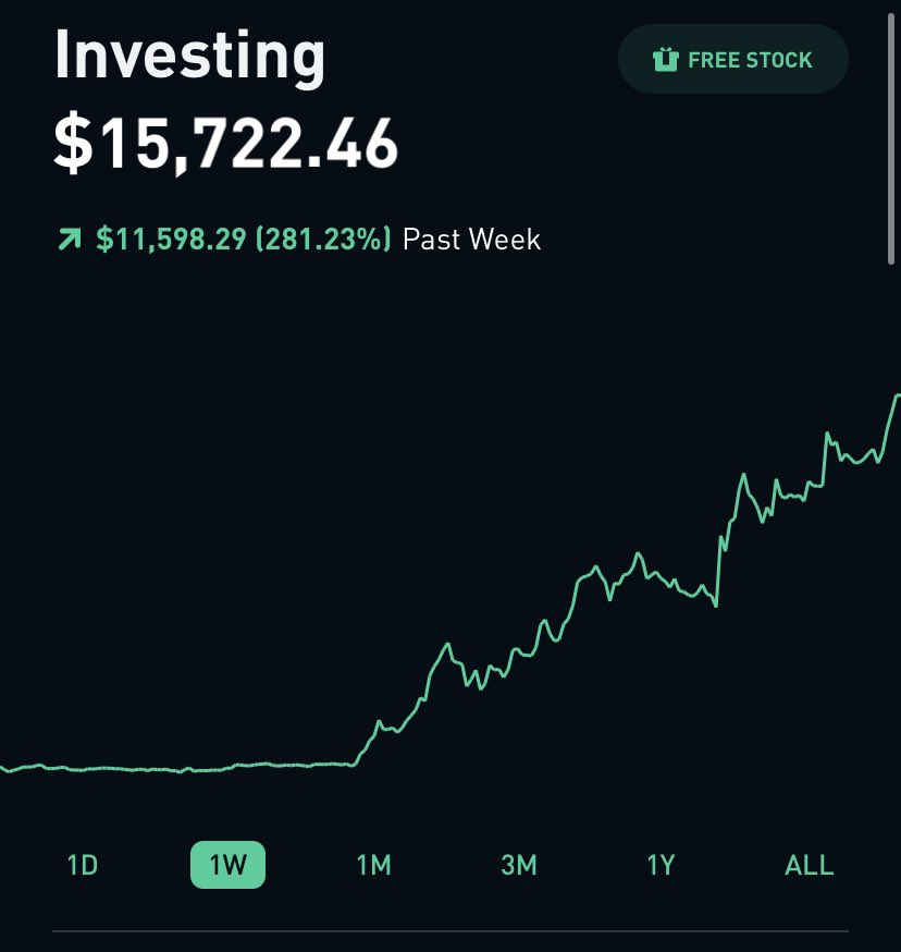 @VF_Advisor @kylewdennis @kylewdennis  i started with a small account of 1k a month ago. I made 3k which it put me at 4K with your services. Saw the INO call on the scanner. For the past 3 days!!!!! $11,500 profit!!! And still holding. Let's FUCKING GO!!!!