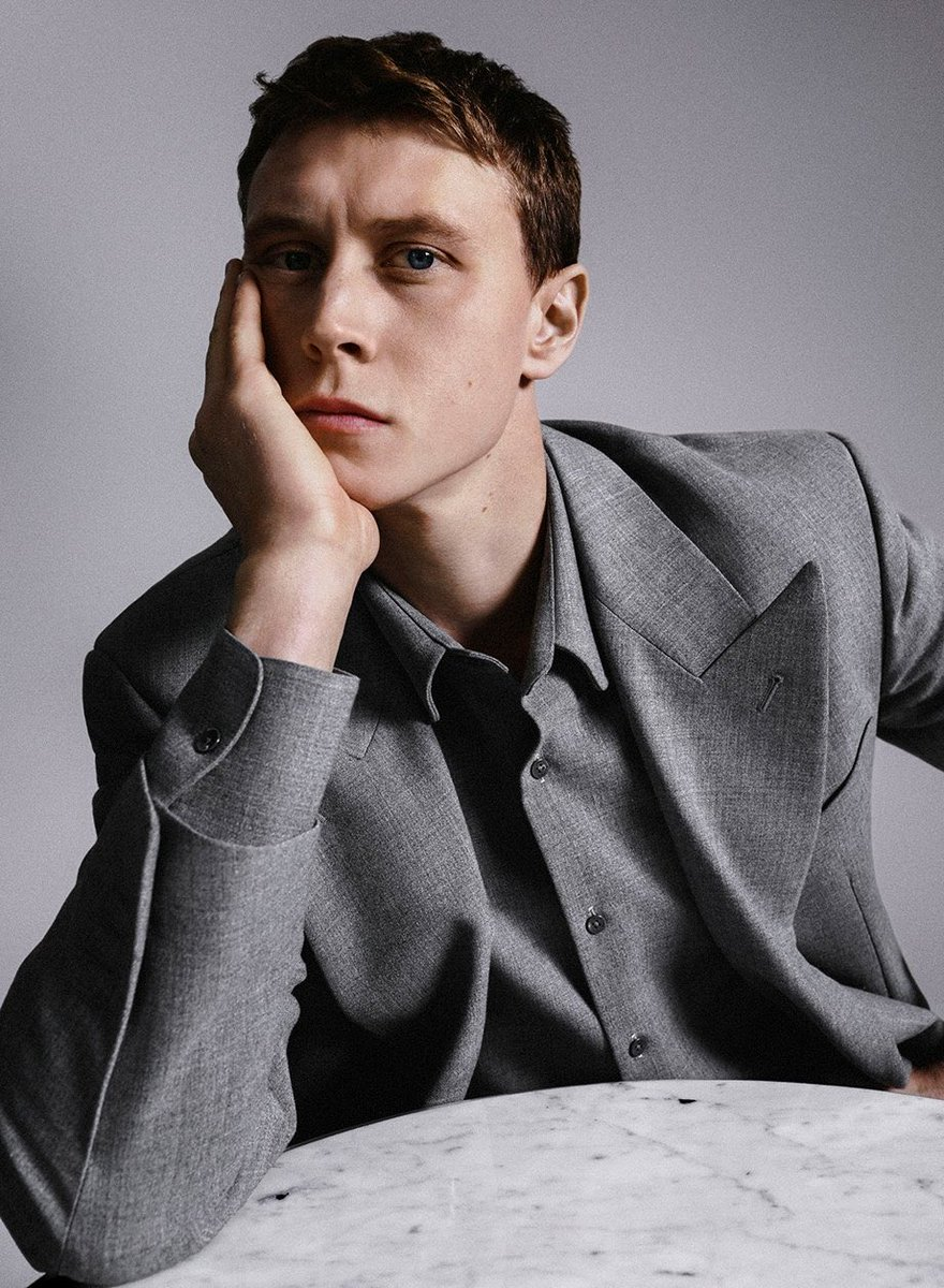 George Mackay for the 2019 Winter Issue of the Glass Man Magazine.