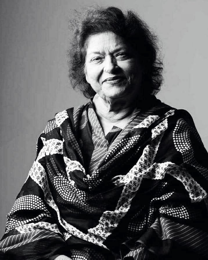 "When you think ""choreography"", you think Saroj ji. When you think ""heroine"", you think Saroj ji. I think she gave the term Bollywood heroine its true meaning. Creator of legends, and a legend herself. RIP Ma'am. We will celebrate you forever. 💕#RIPSarojKhan"