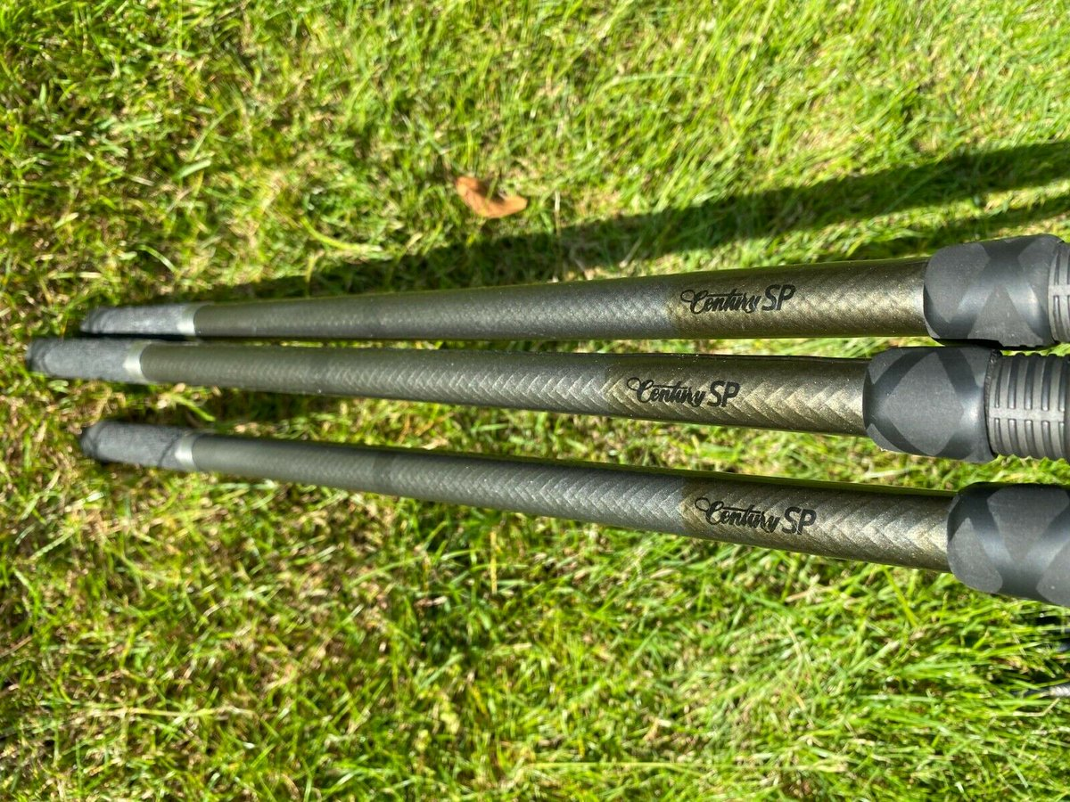 Ad - 3x Century SP Carp Rod 13ft 3.5lb 50mm Rings On eBay here -->> https://t.co/aiIlvw5pFs  #