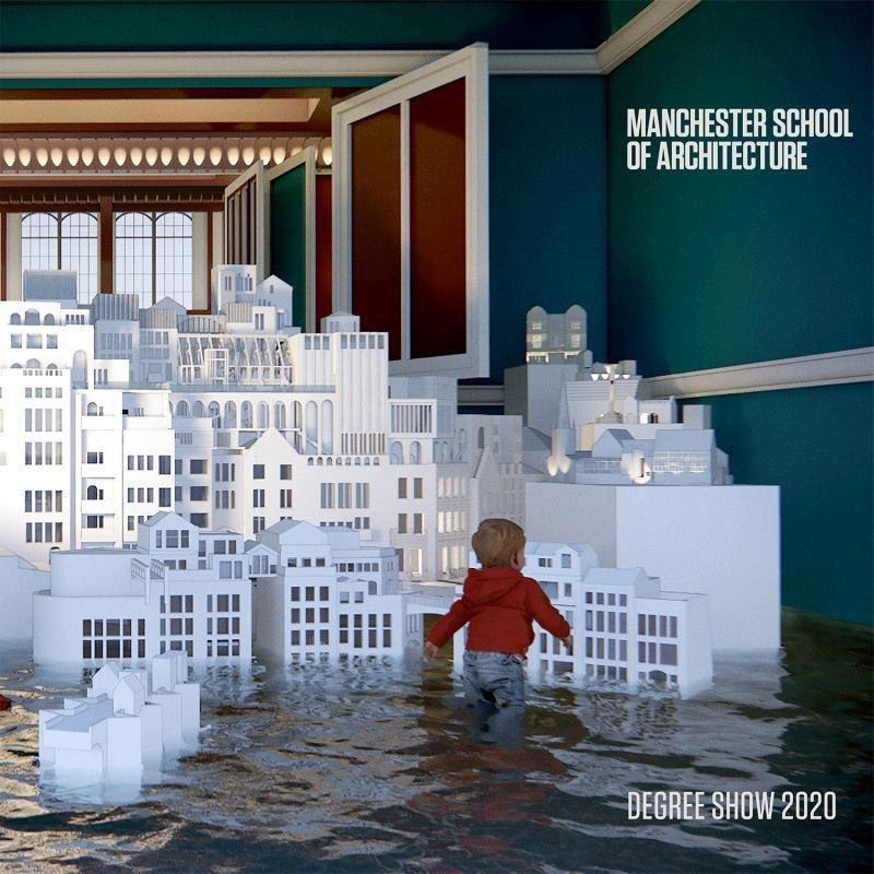 The Manchester School of Architecture (@TheMSArch) is hosting its first digital degree show, which will showcase the work of over 400 final year students. 👏  Read more about the digital exhibition in our latest story:     #MSA2020 #McrMetProud #degreeshow