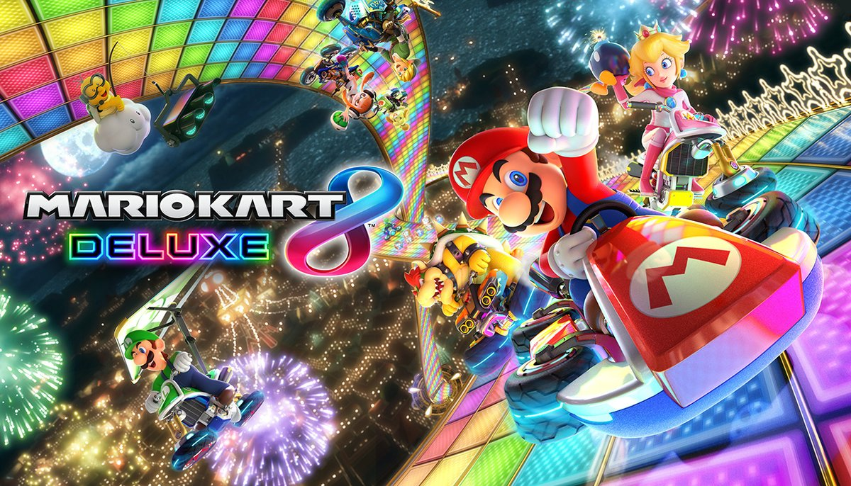 It's day 1 of the #MarioKart8Deluxe North American Open June 2020! Use each day's Tournament ID & enter up to 24 races from 12pm PT to 6pm PT! The top 8 racers each day will be eligible to win 2,500 My Nintendo Gold Points!  Day 1: 3557-8041-7067