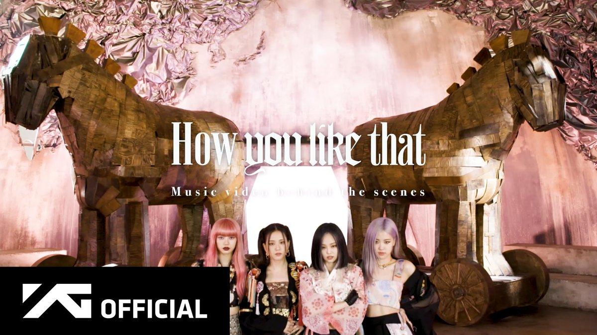 #BLACKPINK 'How You Like That' M/V MAKING FILM  📺NAVER TV :  🎬YouTube :   'How You Like That' M/V   #블랙핑크#HowYouLikeThat #PreReleaseSingle #MV_MAKING #YG