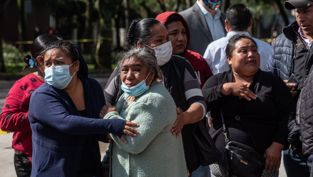 Gabriela, víctima fatal del fuego cruzado durante atentado contra García Harfuch deja dos niñas #SábadosDeForo
