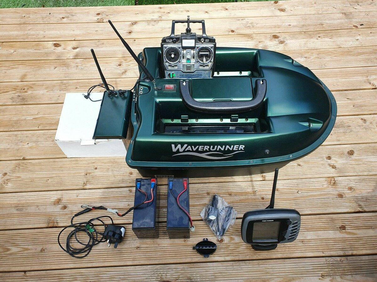 Ad - Waverunner bait <b>Boat</b> On eBay here -->> https://t.co/EeaLdzTcVr  #carpfishing https
