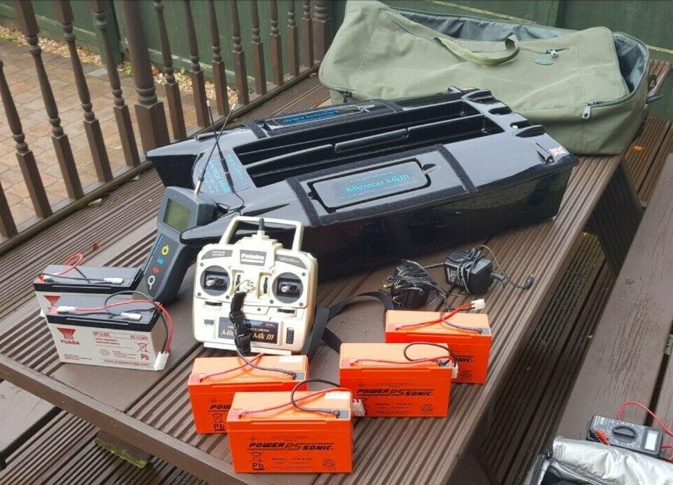 Ad - Angling Technics Microcat Mk111 bait <b>Boat</b> On eBay here -->> https://t.co/lMhr8ESa7