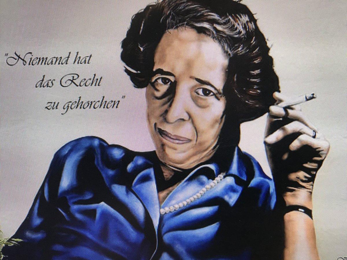 """Hannah Arendt em texto publicado na revista Listener, em 1964, se pergunta, o que vale também para as ameaças, sobre a """"Responsabilidade pessoal sob a ditadura"""". Temos algum dever moral? Ela responde que sim e propõe um critério para julgar nossas ações e omissões."""