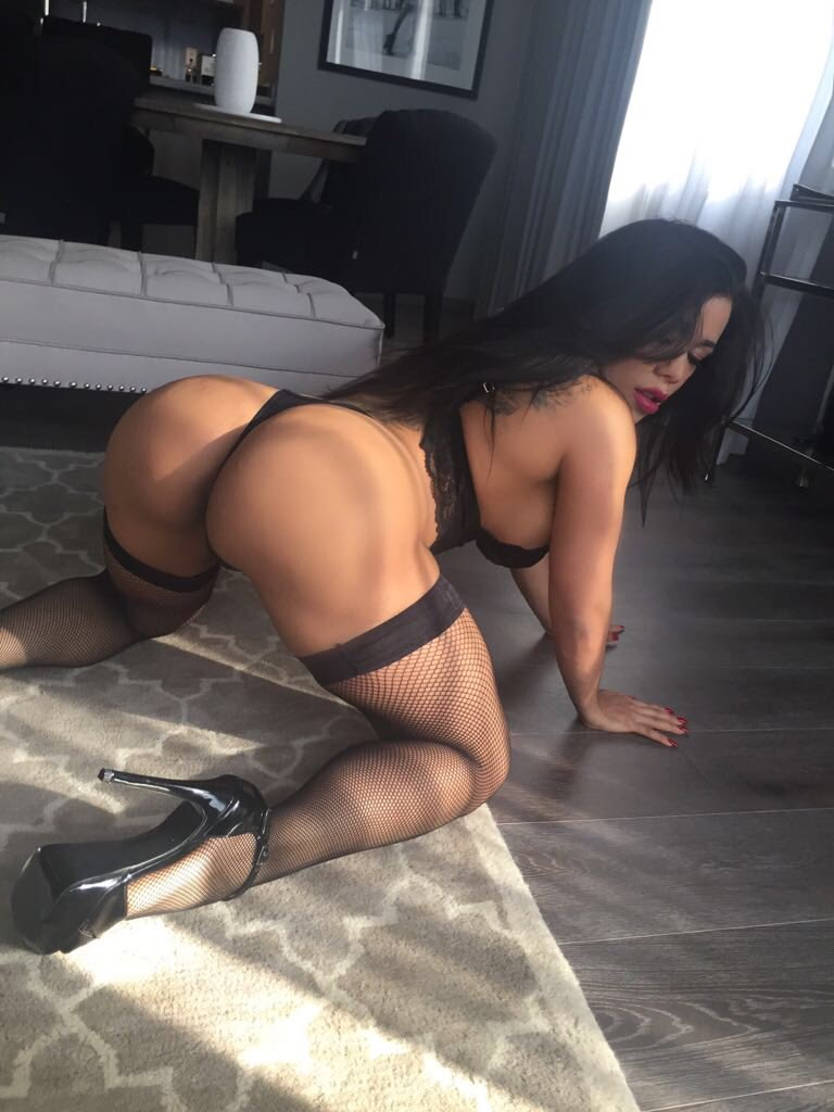 🍒 Horny #brunette in #stockings live on #sexcam 👉  #booty #holdups #lingeriemodel #highheels