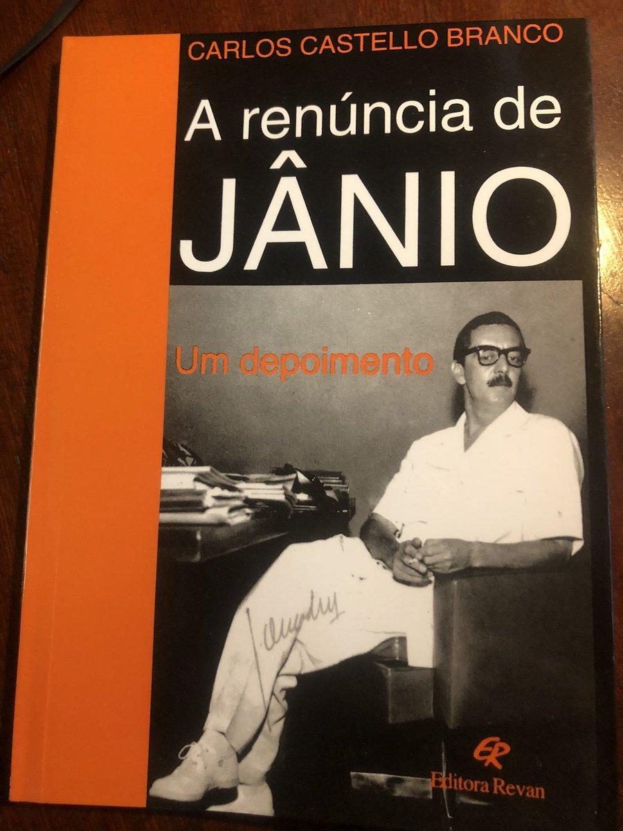 """No centenário de Castelinho, um antídoto para o jornalismo sabe-tudo: """"Creio ir-se tornando evidente, na medida em que chega ao fim este relato, que seu autor também não sabe por que Jânio Quadros renunciou. Se soubesse não teria escrito o que escreveu"""""""