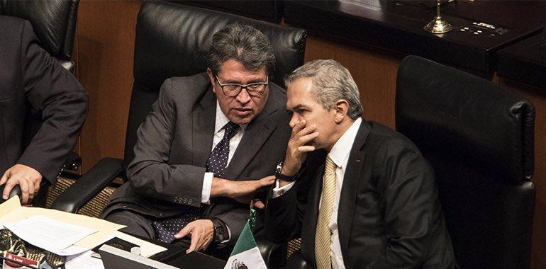 🔴SI @RicardoMonrealA NO LE HUBIERA DADO EL ESCAÑO QUE LE CORRESPONDE A #MORENA EN JuCoPo A @ManceraMiguelMX (quién votó en contra junto c #PRIAN y MC) SI SE HUBIERAN LOGRADO LAS 2/3 PARTES REQUERIDAS PARA APROBAR EL PERÍODO EXTRAORDINARIO EN LA CÁMARA DE DIPUTADOS @lopezobrador_