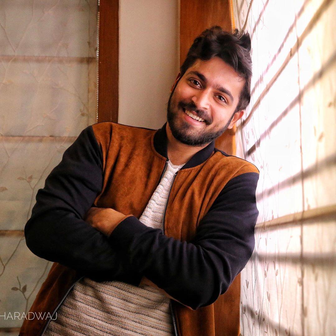 Happy Birthday @iamharishkalyan 😍😍😍 Wishing you a blockbuster year ahead !! ❤️  #HappyBirthdayHarishKalyan #HBDHarishKalyan