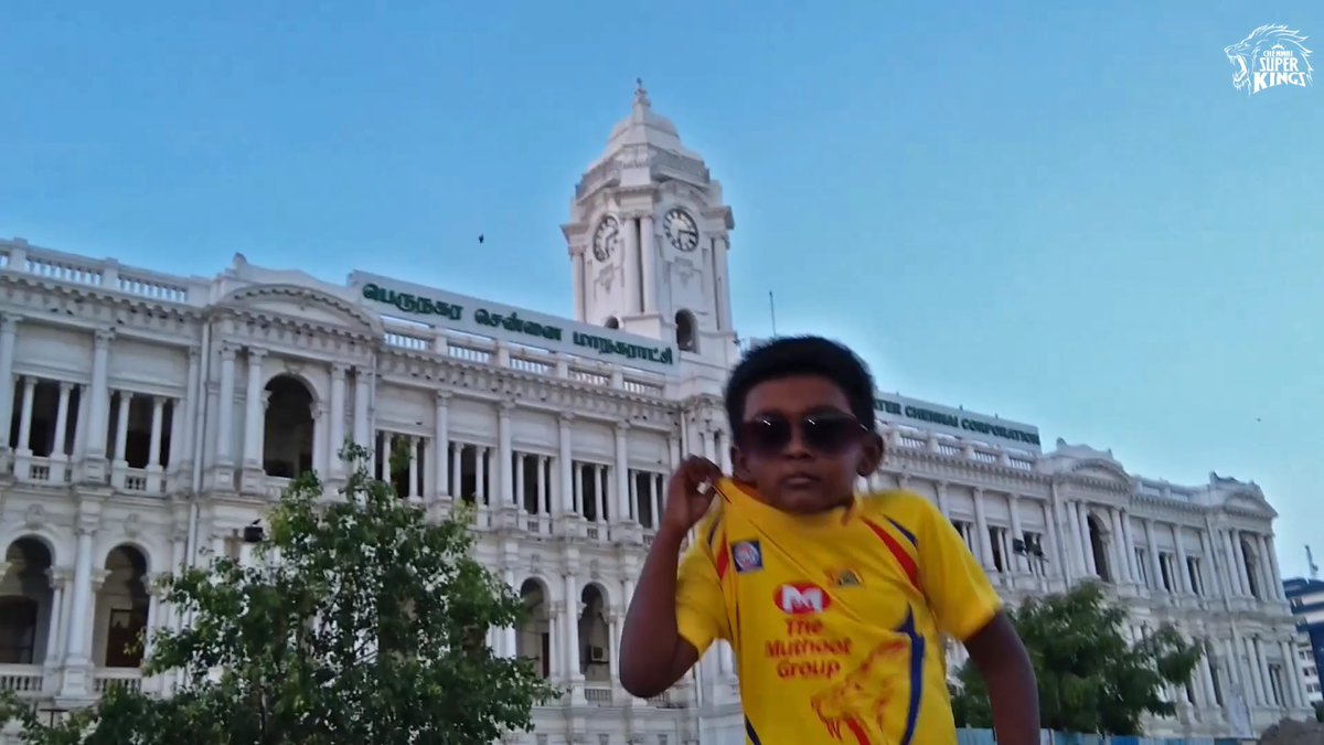 This super cute, super swag #WhistlePodu video shot last summer by a seven year old fan named Krishna is sure to put a wide smile on your face. We can't put into words how much we miss you all, the super fans and this superfandom. Until we meet again, #StayHomeStaySafe! 🦁💛